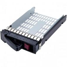 Caddy/Sertar Hard Disk HP, 3.5 inch, compatibil cu servere si storageworks din seriile DL, ML si Proliant
