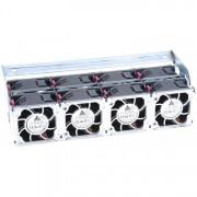 Ventilatoare HP 394035-001 + Suport HP HP 419285-001, compatibile cu servere HP Proliant DL380 G5