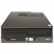 Calculator FUJITSU SIEMENS E400 SFF, Intel Core i3-2120 3.3 GHz, 4 GB DDR 3, 160GB SATA, DVD-RW