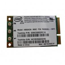 Mini-PCIe Express INTEL 4965AGN_MM2 Wireless 802.11a/b/g