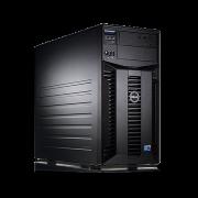 Server Dell PowerEdge T310 Tower, Intel Core i3-530 2.93GHz, 4GB DDR3-ECC, Hard Disk 250GB SATA, Raid Perc H200, Idrac 6 Enterprise, 2 PSU Hot Swap