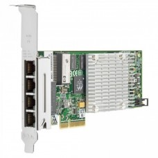 Placa de retea HP Intel Quad Port PCI-e Full Height Gigabit NC375T PCI-E x4