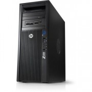 Workstation HP Z420, CPU Intel Xeon E5-1650 V2 3.50GHz-3.90GHz HEXA Core, 128GB DDR3 ECC, SSD 240GB + SSD240GB + 2TB HDD, nVidia Quadro K5000/4GB GDDR5 256biti