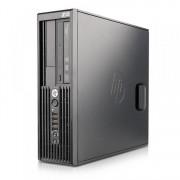 Workstation HP Z200, SFF,  Intel Core i5-660, 3.33Ghz, 4GB DDR3, 250GB SATA, DVD-RW