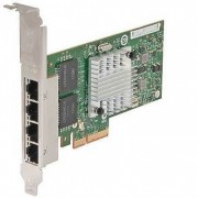 Placa de retea HP Intel Quad Port PCI-e Full Height Gigabit NC365T PCI-E x4