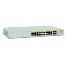 Switch Allied Telesis AT-8000GS/24, 24 porturi Gigabit