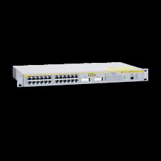 Switch Allied Telesis AT-9424T/GB L2+, 24 porturi Gigabit