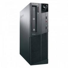 Calculator LENOVO M81P, SFF, Intel Pentium Dual Core G850, 2.90GHz, 4GB DDR3, 250GB SATA