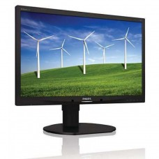 Monitor Refurbished Philips 220B4LPCS, 22 inch, 1680 x 1050, VGA, DVI, Audio, USB
