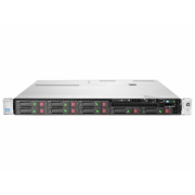 Server Refurbished HP ProLiant DL360e G8, 1U, 2x Intel Octa Core Xeon E5-2450L 1.8 GHz-2.3GHz, 48GB DDR3 ECC Reg, 2x 600GB SAS/10k, Raid Controller HP SmartArray P420/1GB, iLO 4 Advanced, 2x Surse Redundante