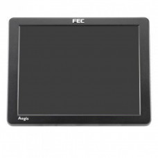 Monitor Touchscreen FEC A152TA, VGA, USB, 15 Inch, Fara stand