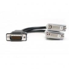 Adaptor cablu video DMS 59 la 2 x DVI