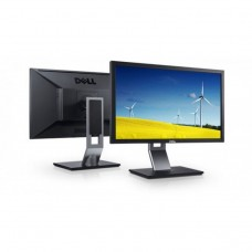Monitor DELL U2410F, Panel IPS, 24 inch, 1920 x 1200, VGA, DVI, HDMI, Widescreen, Grad B