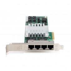 Placa de retea HP Intel Quad Port PCI-e Full Height Gigabit NC364T PCI-E x4
