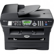 Multifunctionala Second Hand Laser Brother MFC-7820N,  20ppm, A4, Monocrom, Copiator, Scanner, Fax, Retea