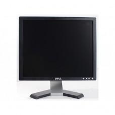 Monitor Dell E177FPf LCD, 17 Inch, 1280 x 1024, VGA, Grad B, Fara picior