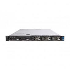 Server Dell PowerEdge R320, 1x Intel Xeon Hexa Core E5-2440, 2.40GHz - 2.90GHz, 16GB DDR3 ECC, 2 x 600GB HDD SAS/10K, DVD-ROM, Raid Perc H710 mini, Idrac 7 Enterprise, 2 surse HS