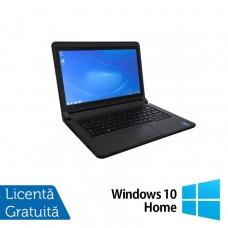 Laptop DELL Latitude 3340, Intel Core i5-4200U 1.60GHz, 4GB DDR3, 320GB SATA, Wireless, Bluetooth, Webcam, 13.3 Inch + Windows 10 Home