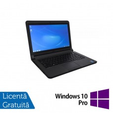 Laptop DELL Latitude 3340, Intel Core i5-4200U 1.60GHz, 4GB DDR3, 120GB SSD, Wireless, Bluetooth, Webcam, 13.3 Inch + Windows 10 Pro