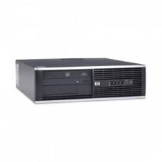 Calculator Barebone HP 4300 SFF,  Placa de baza + Carcasa + Cooler + Sursa