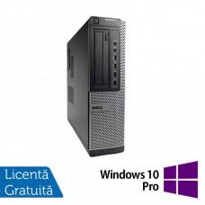 Calculator DELL OptiPlex 7010 Desktop, Intel Core i5-3470 3.20 GHz, 4GB DDR3, 250GB SATA, DVD-RW + Windows 10 Pro
