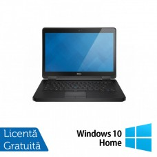 Laptop DELL Latitude E5440, Intel Core i5-4300U 1.90GHz, 4GB DDR3, 500GB SATA, DVD-RW, 14 Inch + Windows 10 Home