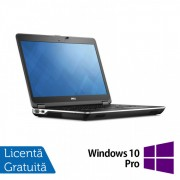 Laptop DELL Latitude E6440, Intel Core i5-4300M 2.60GHz, 8GB DDR3, 320GB SATA, DVD-RW, 14 inch + Windows 10 Pro