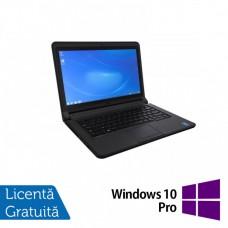 Laptop DELL Latitude 3340, Intel Celeron 2957U 1.40GHz, 4GB DDR3, 320GB SATA, 13.3 Inch + Windows 10 Pro