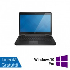Laptop DELL E5440, Intel Core i5-4310U 2.00GHz, 8GB DDR3, 500GB SATA, DVD-RW, 14 Inch + Windows 10 Pro
