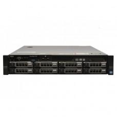 Server Dell PowerEdge R720, 2x Intel Xeon Deca Core E5-2650L V2, 1.70GHz - 2.10GHz, 96GB DDR3 ECC, 2 x HDD 900GB SAS + 2x 4TB HDD SATA + 4 x 2TB HDD SATA, Raid Perc H710 mini, Idrac 7 Enterprise, 2 surse HS