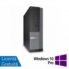 Calculator DELL OptiPlex 3010 Desktop, Intel Core i5-3475S 2.90GHz, 4GB DDR3, 250GB SATA, HDMI, DVD-RW + Windows 10 Pro