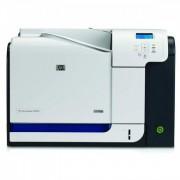 Imprimanta Laser Color HP LaserJet CP3525DN, 30 ppm, 1200 x 600 dpi, Duplex, USB, Retea, Fara Cartuse