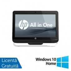 All In One HP Pro 3520, 20 Inch, Intel Core i3-3220 3.30GHz, 4GB DDR3, 500GB SATA, DVD-RW + Windows 10 Home