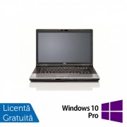 Laptop FUJITSU SIEMENS E752, Intel Core i5-3330M 2.60GHz, 8GB DDR3, 120GB SSD, DVD-RW + Windows 10 Pro