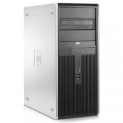 Calculator HP DC7800P Tower, Intel Core 2 Duo E6750 2.66GHz, 2GB DDR2, 160GB SATA, DVD-RW