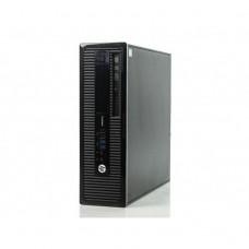 Calculator HP 400 G1 SFF, Intel Core i5-4570 3.20GHz, 8GB DDR3, 120GB SSD, DVD-RW